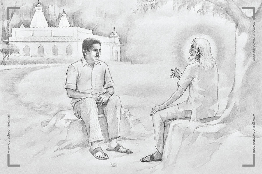Buddhe Baba - the mysterious mentor