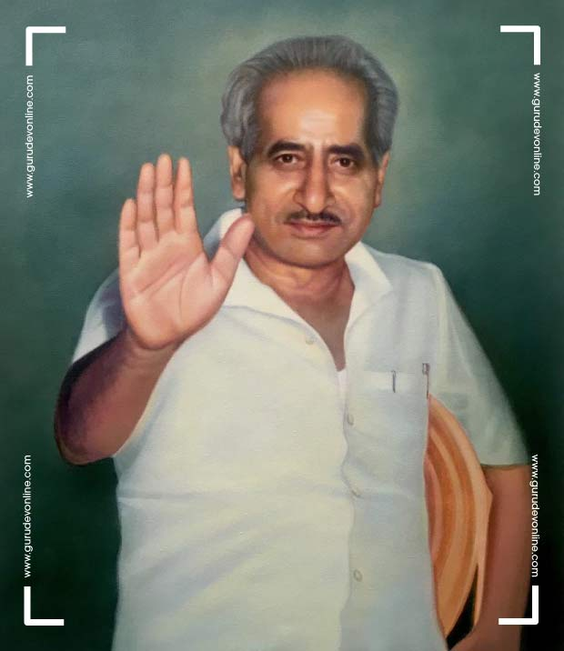 Gurudev - the Guru of Gurus